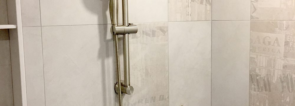 Modern Shower Faucet Installation in Toronto